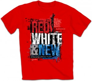 Designer-Red-T-Shirts